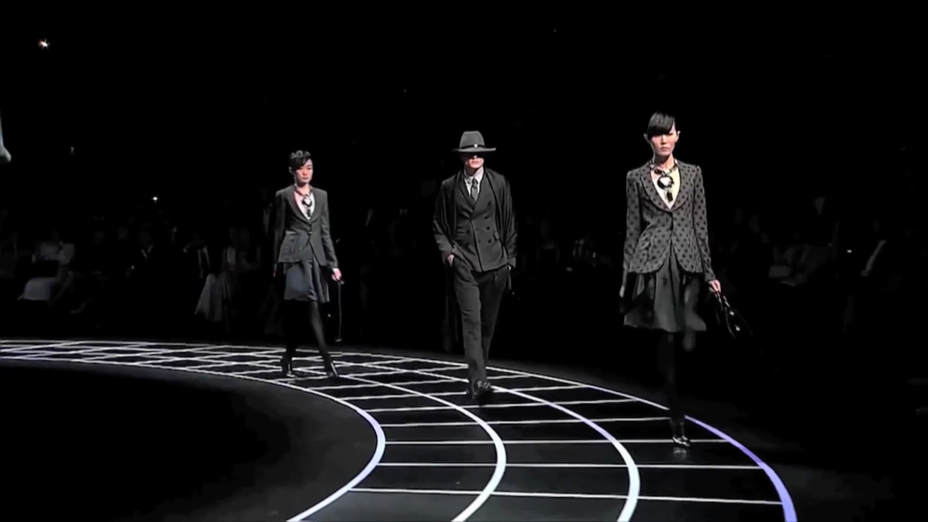 Giorgio Armani, One Night Only in Beijing 2012