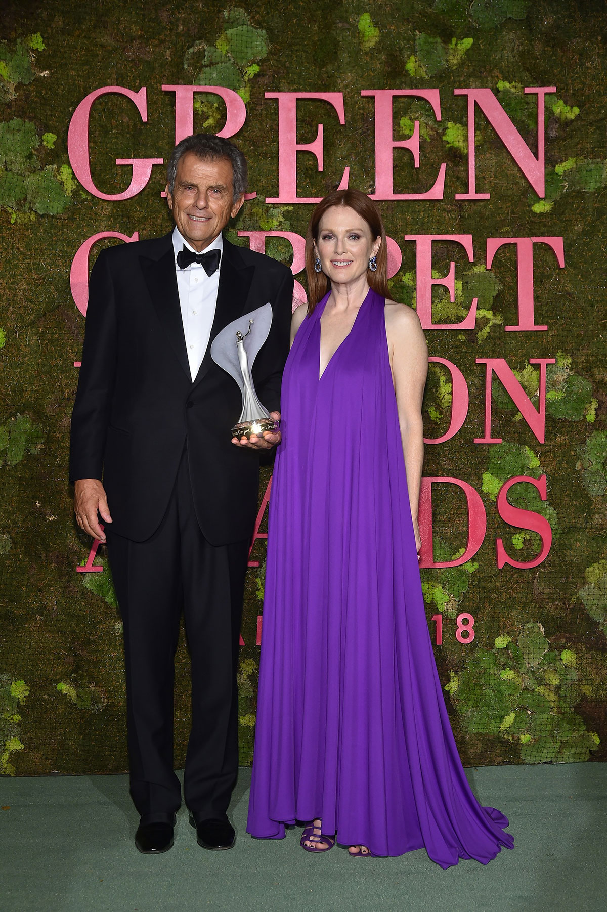 Green Carpet Fashion Awards Italia - Milano 2018